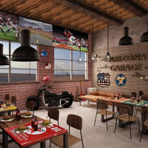 arizona-66-garage-progettazione-american-bar-usa-motorbike-route-66-mattoni