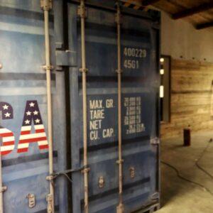 arizona-66-garage-wallpaper-container