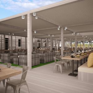 cento-nove-officine-lamezia-terme-progettazione-locali-render-ristorazione-outdoor-design-industrial-pergolato-giorno