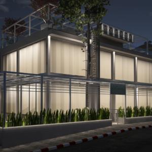 vivo-el-jadida-progettazione-locali-render-3d-notte-ristorazione-outdoor-design-italian-food