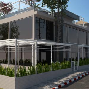 vivo-el-jadida-progettazione-locali-render-giorno-ristorazione-outdoor-design-italian-food-marocco